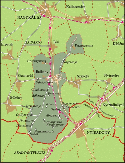 balkány térkép Horváth Zsolt térképei balkány térkép